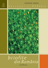 Cover of Briofite din Romania