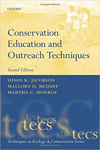 Cover of Conservation Education and Outreach Techniques