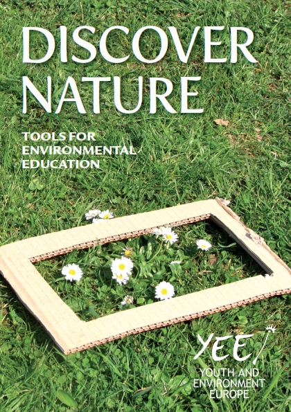 Cover of Discover Nature