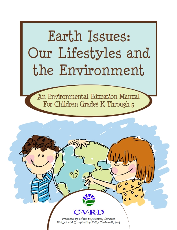 Cover of Earth Issues: Our Lifestyles and the Environment