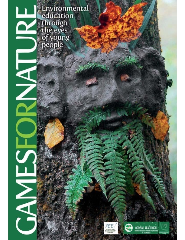 Cover of Games for Nature