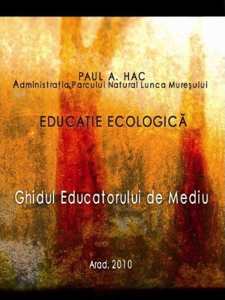 Cover of Educație Ecologică