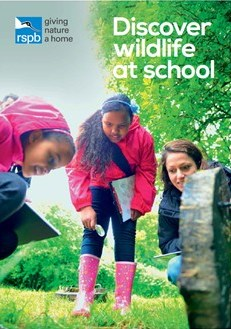 Cover of Discover wildlife at school