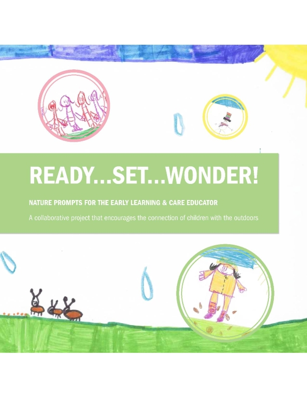 Cover of Ready…Set…Wonder!