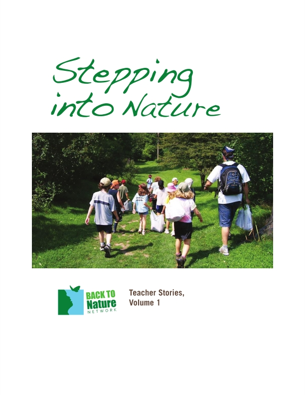 Cover of Stepping into Nature